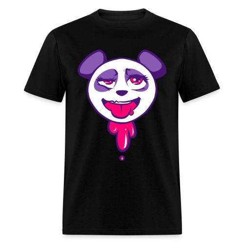 Ahegao Panda - Men's T-Shirt