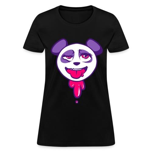 Ahegao Panda - Women's T-Shirt