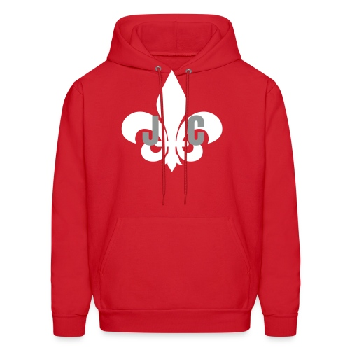 JC Crown White - Men's Hoodie