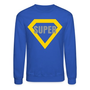 Jay Cruz GREY SUPER - Crewneck Sweatshirt