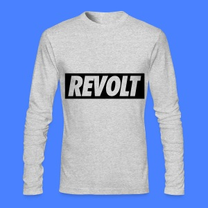 REVOLT Long Sleeve Shirts - Men's Long Sleeve T-Shirt by Next Level