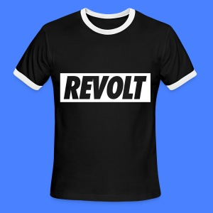 REVOLT T-Shirts - Men's Ringer T-Shirt