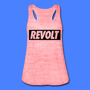 REVOLT Tanks - Women's Flowy Tank Top by Bella