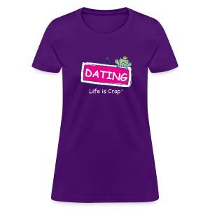 Dating - Womens Classic T-shirt - Women's T-Shirt