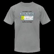 T-Shirts ~ Men's T-Shirt by American Apparel ~ Lotto - Mens T-shirt by American Apparel