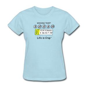 Lotto - Womens Classic T-shirt - Women's T-Shirt