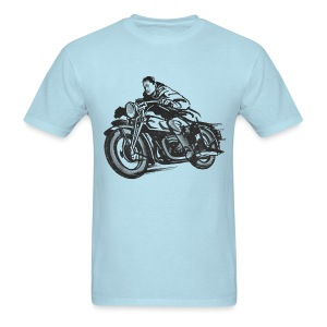 Vintage Motorcycle Speedster - Men's T-Shirt