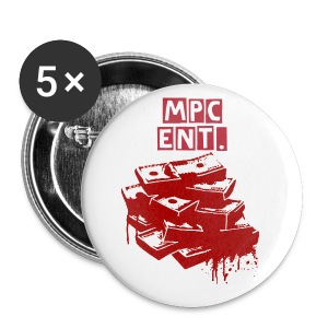 Mpc Ent. $ Small Hat Buttons  - Small Buttons