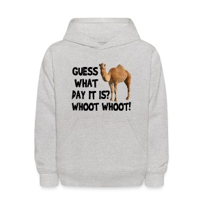 Hump Day Camel - Kids' Hoodie