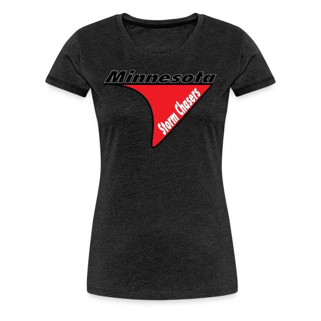 "Womens ""Chasing"" Shirt (Logo)"