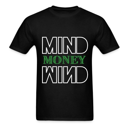 Mind on my Money, Money on my Mind - Men's T-Shirt