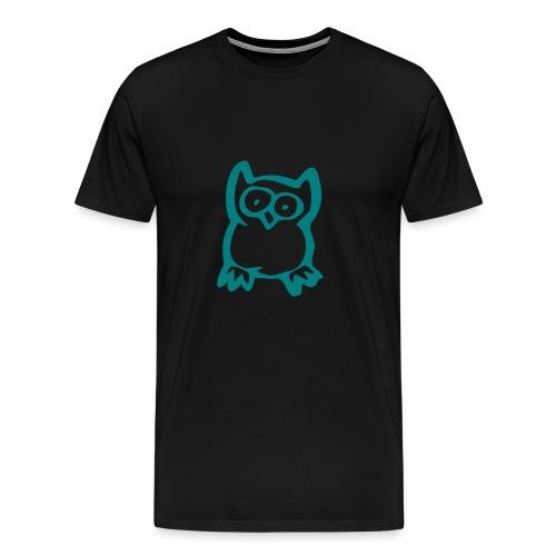 Owl Gang Tee - Men's Premium T-Shirt