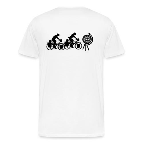 Couple Globe - Men's Premium T-Shirt