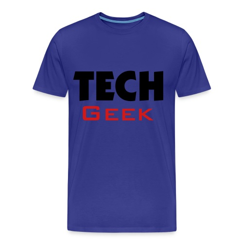 TechExpress77 Tech Geek t-shirt  - Men's Premium T-Shirt