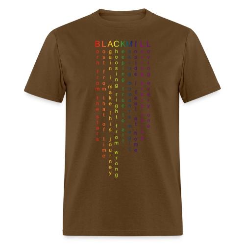 Words - Men's - Men's T-Shirt