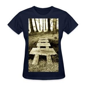 The Crossing - Women's - Women's T-Shirt