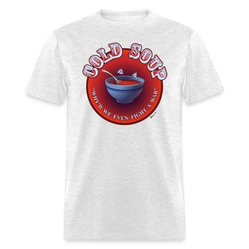 Cold Soup - Men's T-Shirt