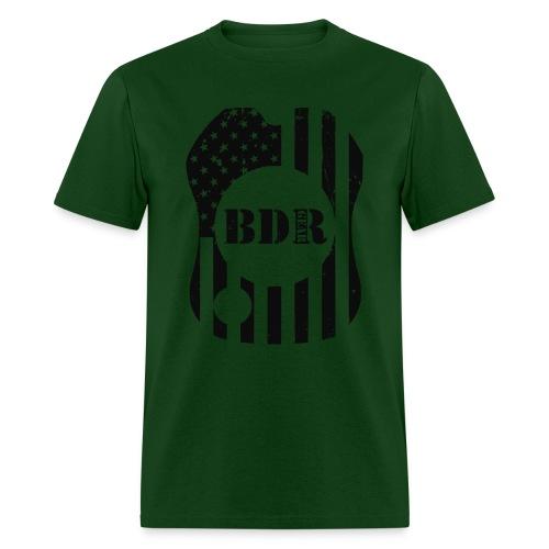 BDR Ol' Glory  - Men's T-Shirt