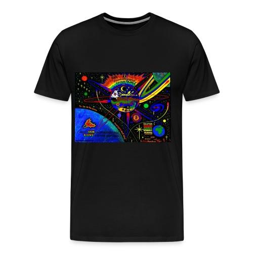 Love Star Tee  - Men's Premium T-Shirt