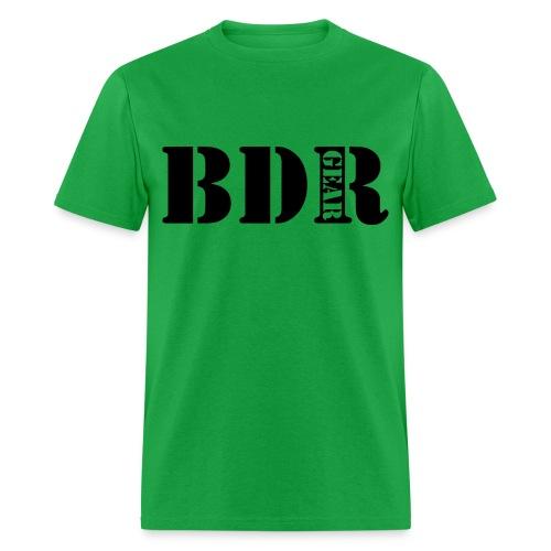 BDR Logo Tee - Men's T-Shirt