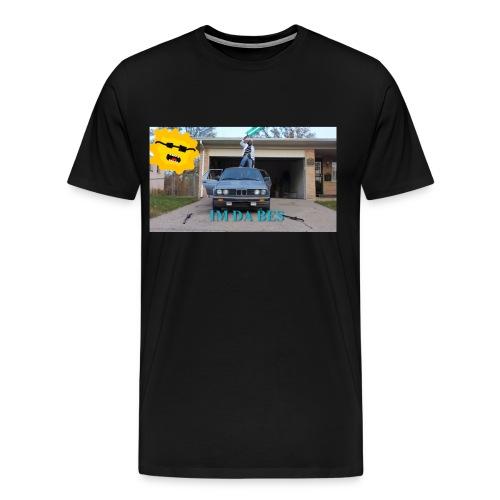 IMDABES - Men's Premium T-Shirt