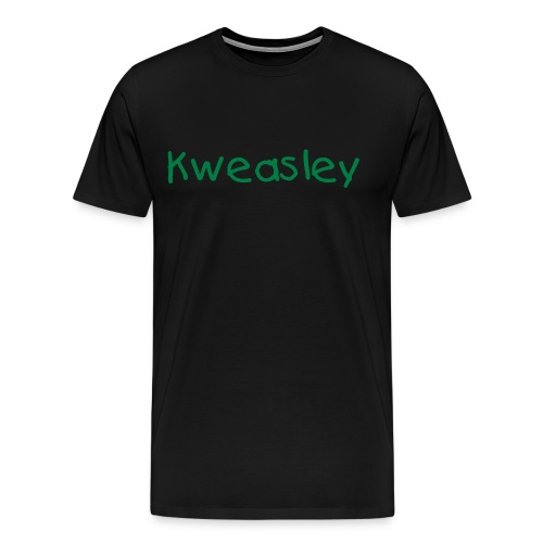 Kweasley Shirt - Green - MENS - Men's Premium T-Shirt