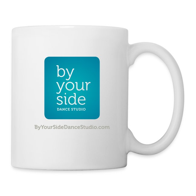 Coffee Mug By Your Side Logo
