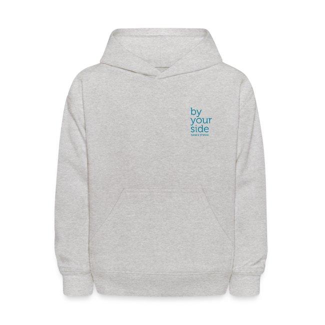 Kids Sweatshirt - By Your Side logo