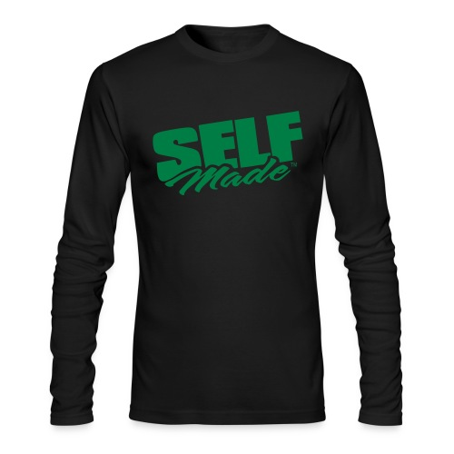 Self Made - Men's Long Sleeve T-Shirt by Next Level