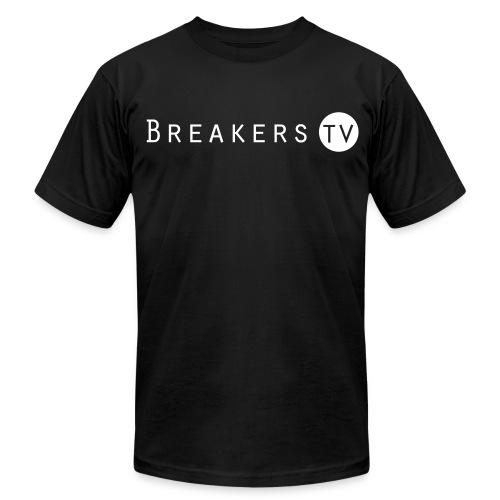Breakers.TV Shirt - Men's Fine Jersey T-Shirt