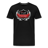 T-Shirts ~ Men's Premium T-Shirt ~ Complexity Ten Year Anniversary Shirt