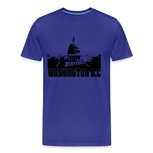 Washington D.C T-Shirt - Men's Premium T-Shirt