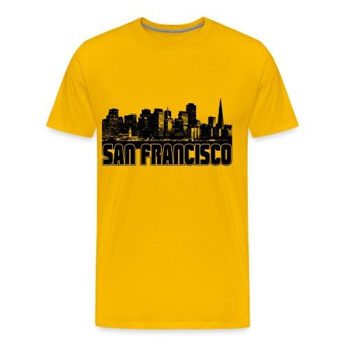 San Fransisco T-Shirt - Men's Premium T-Shirt