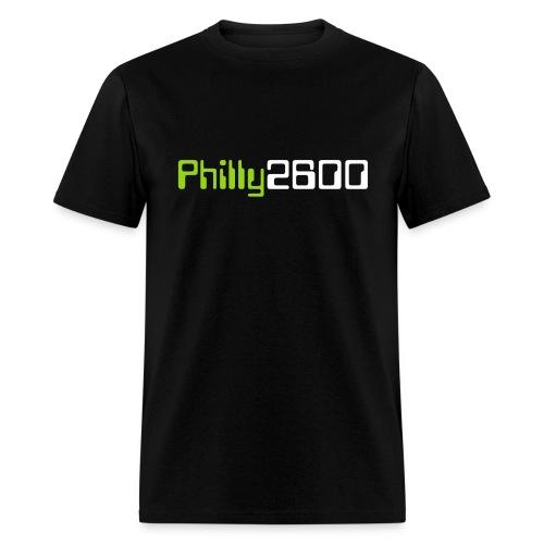 Philly2600 Shirt - Men's T-Shirt