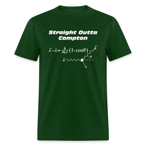 Straight Outta Compton - Men's T-Shirt