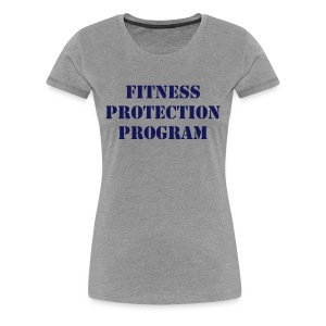 Fitness Protection - Women's Tee - Women's Premium T-Shirt
