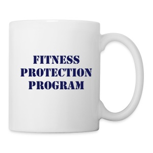 Fitness Protection - Coffee Cup - Coffee/Tea Mug
