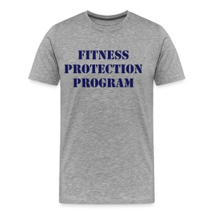 Fitness Protection - Men's Tee - Men's Premium T-Shirt