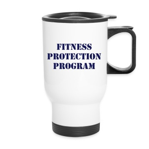 Fitness Protection - Travel Mug - Travel Mug