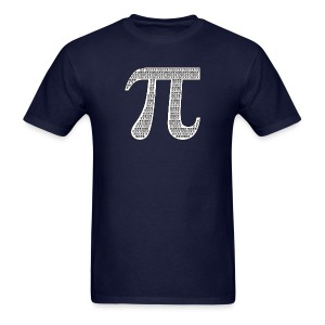 Pi by Pis - Men's T-Shirt