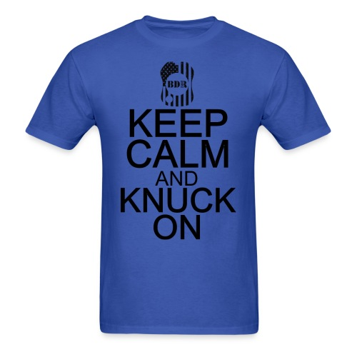 BDR Keep Calm Tee - Men's T-Shirt