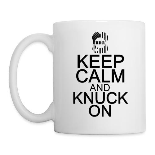 Keep Calm Coffee Cup - Coffee/Tea Mug