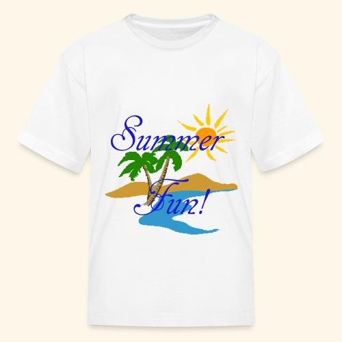 Summer Fun - Kids' T-Shirt