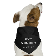 Other ~ Dog Bandana ~ boy wonder super hero doggy bandana