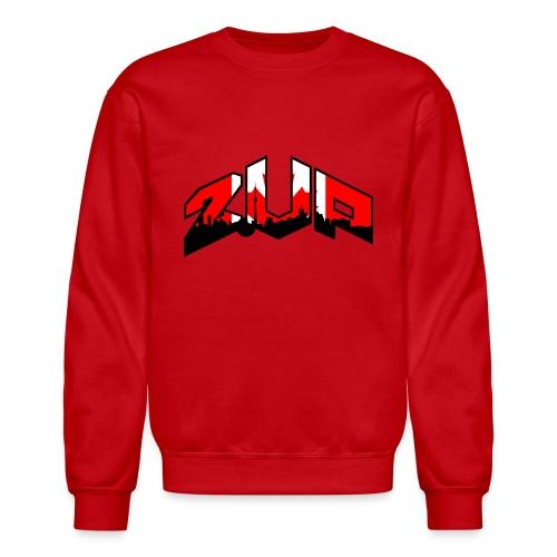 Shaqisdope 2 UP Canada Crewneck Sweater - Crewneck Sweatshirt