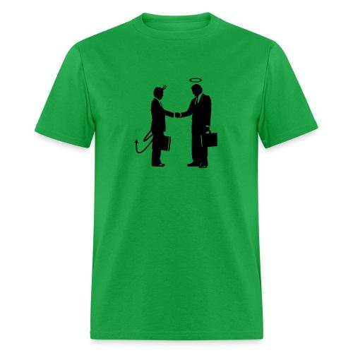 Angel & Devil - Men's T-Shirt
