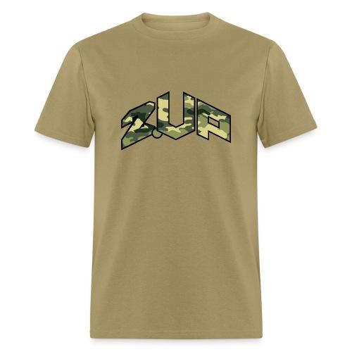 Shaqisdope 2 UP Camo T-Shirt Sweater - Men's T-Shirt