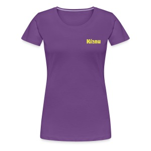 Did it all for the nookie II - Women's Premium T-Shirt