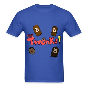 The Twonks Logo T-Shirt - Men's T-Shirt