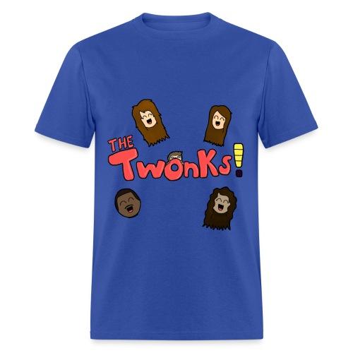 The Twonks Logo T-Shirt - Men's T-Shirt